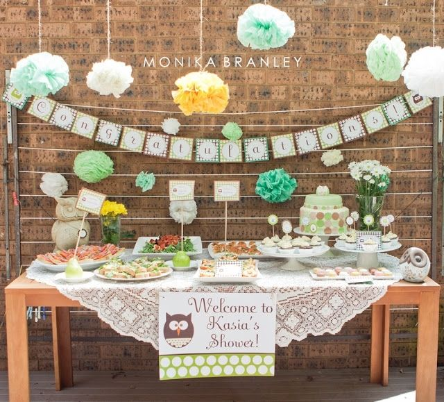 20 Boy Baby Shower Decoration Ideas | Boy baby showers, Babies and ...