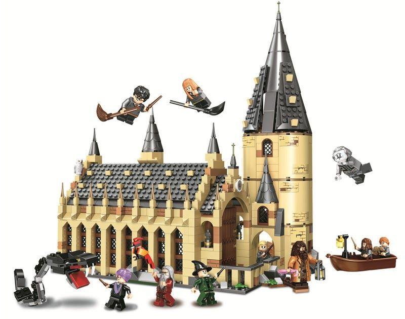 Price Description For Legoinglys City Castle Building Blocks Bricks Diy Toys For Lego In 2020 Hogwarts Grosse Halle