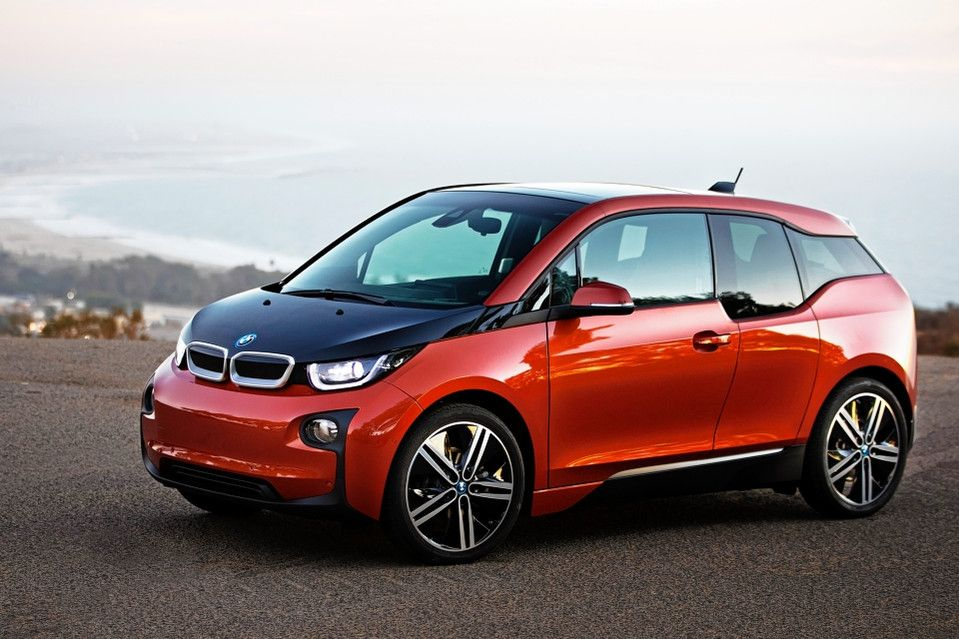 BMW Takes Positive Step in Electric Vehicle Field With i3