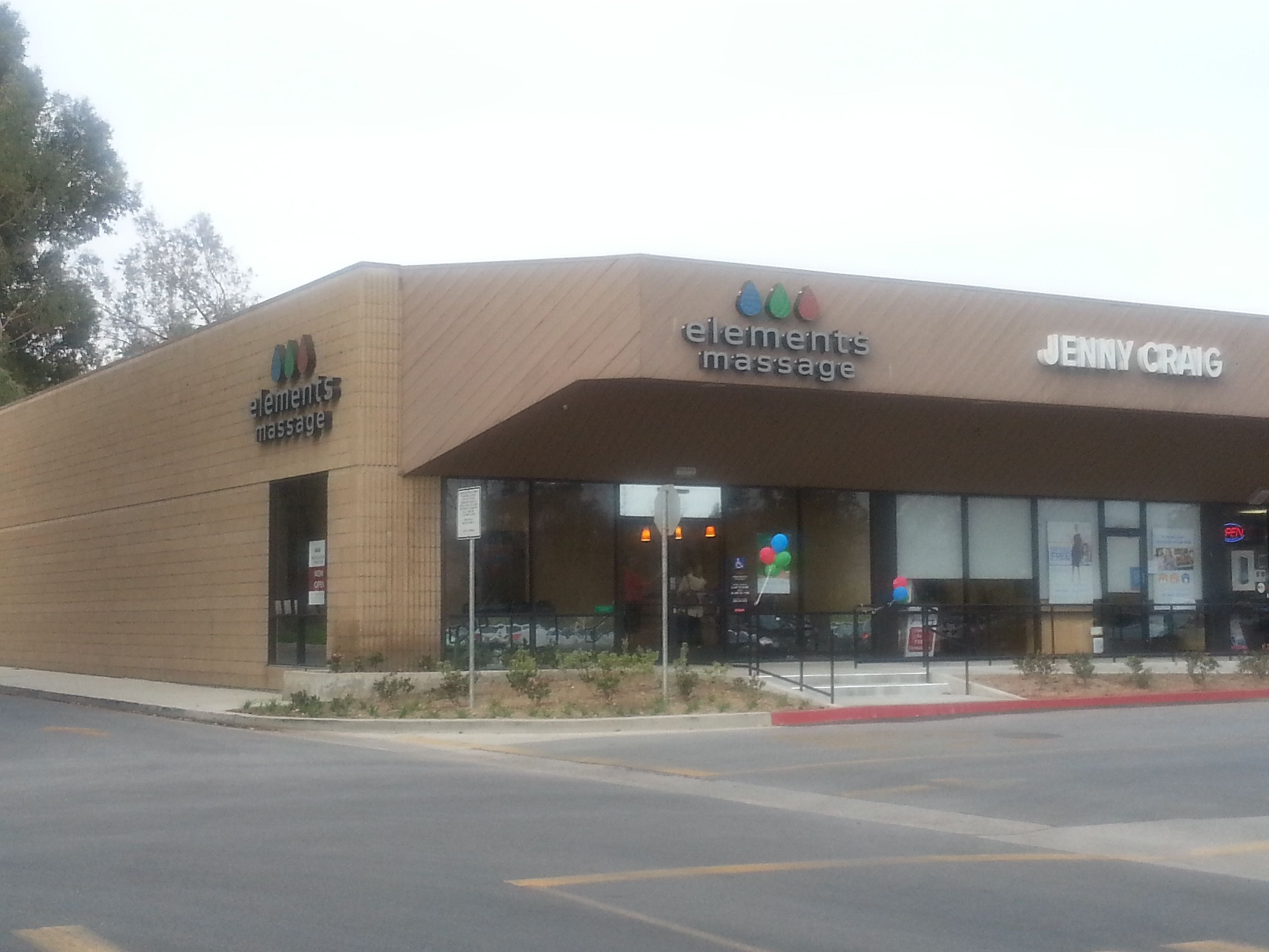 Elements massage simi valley located in sycamore square