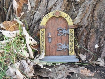 Adorable Fairy Door