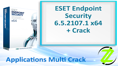 ESET Endpoint Security 6 5 2107 1 x64 + Crack By_ Zuket
