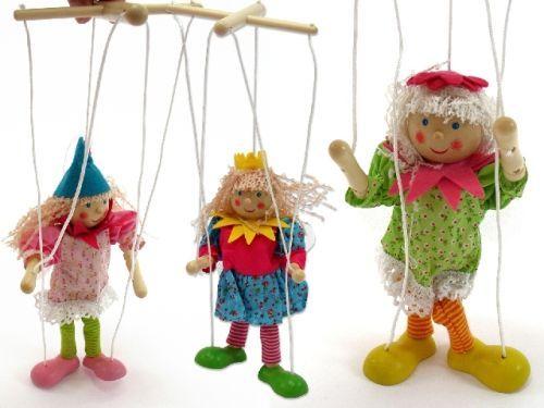 Kids Craft Marrionette