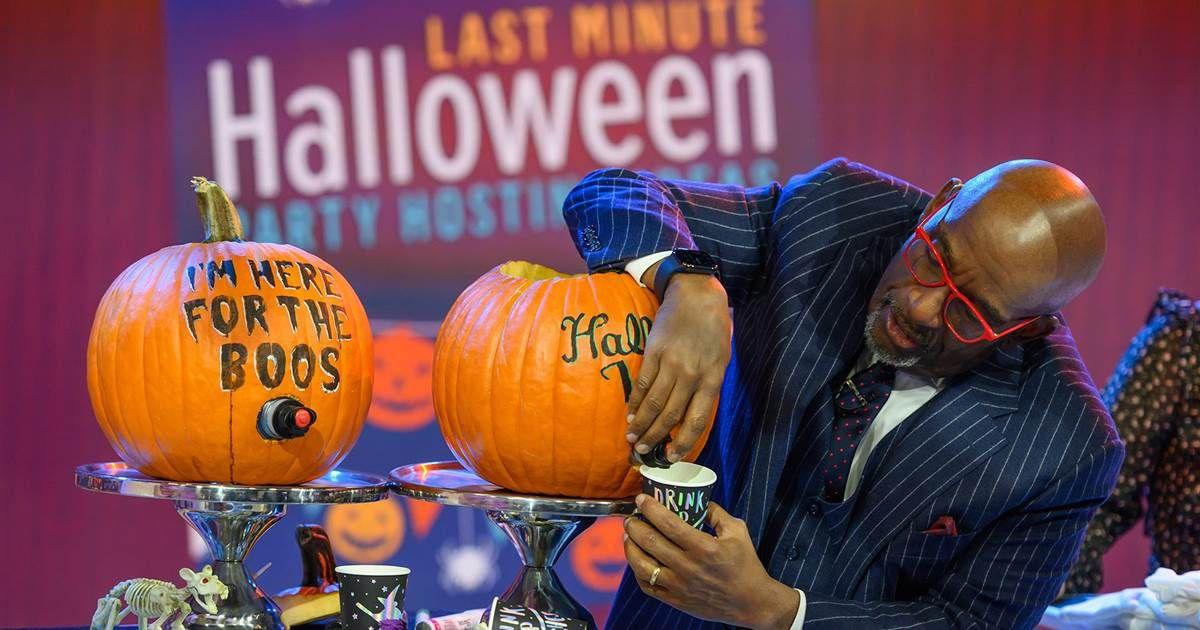 Dylan Dreyer Halloween 2020 anchors share last minute Halloween tips in 2020 | Halloween hacks