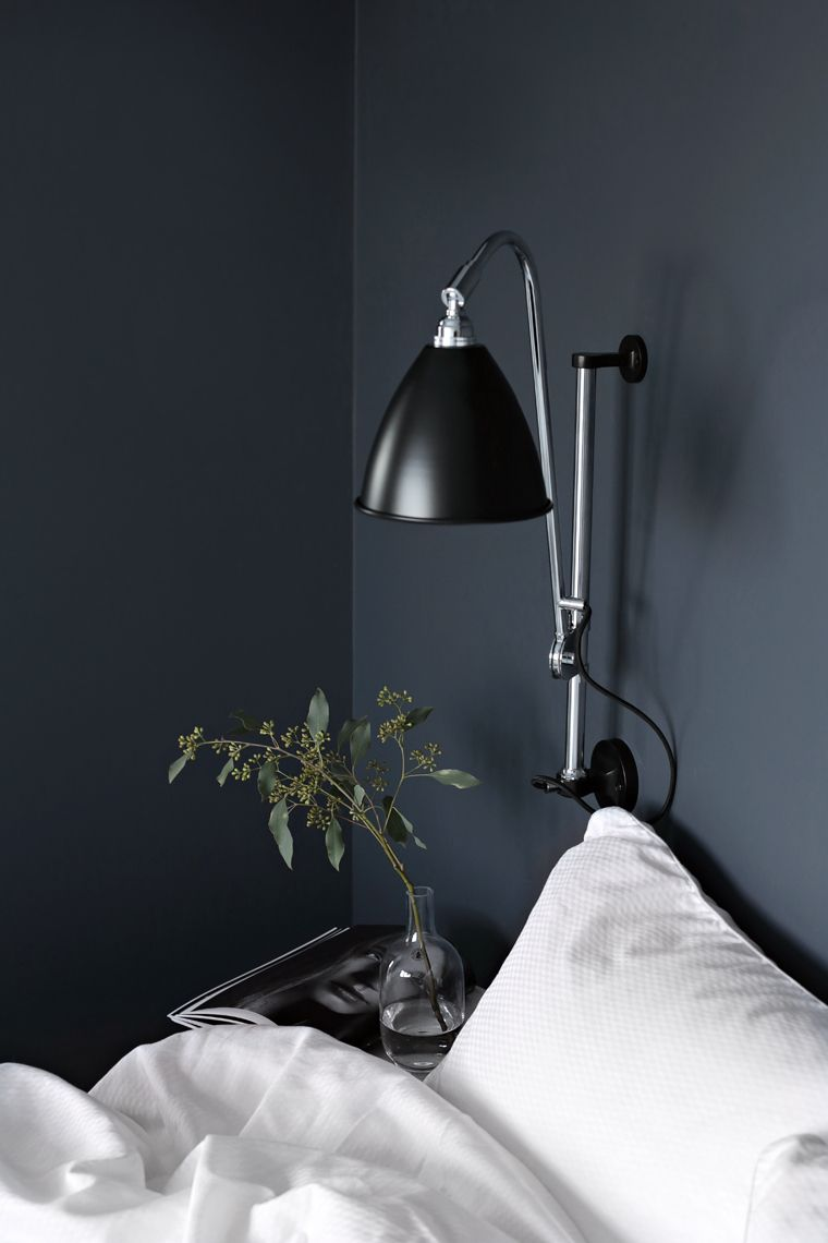 Neues schlafzimmer interieur the perfect blue  interior  pinterest  schlafzimmer schlafzimmer