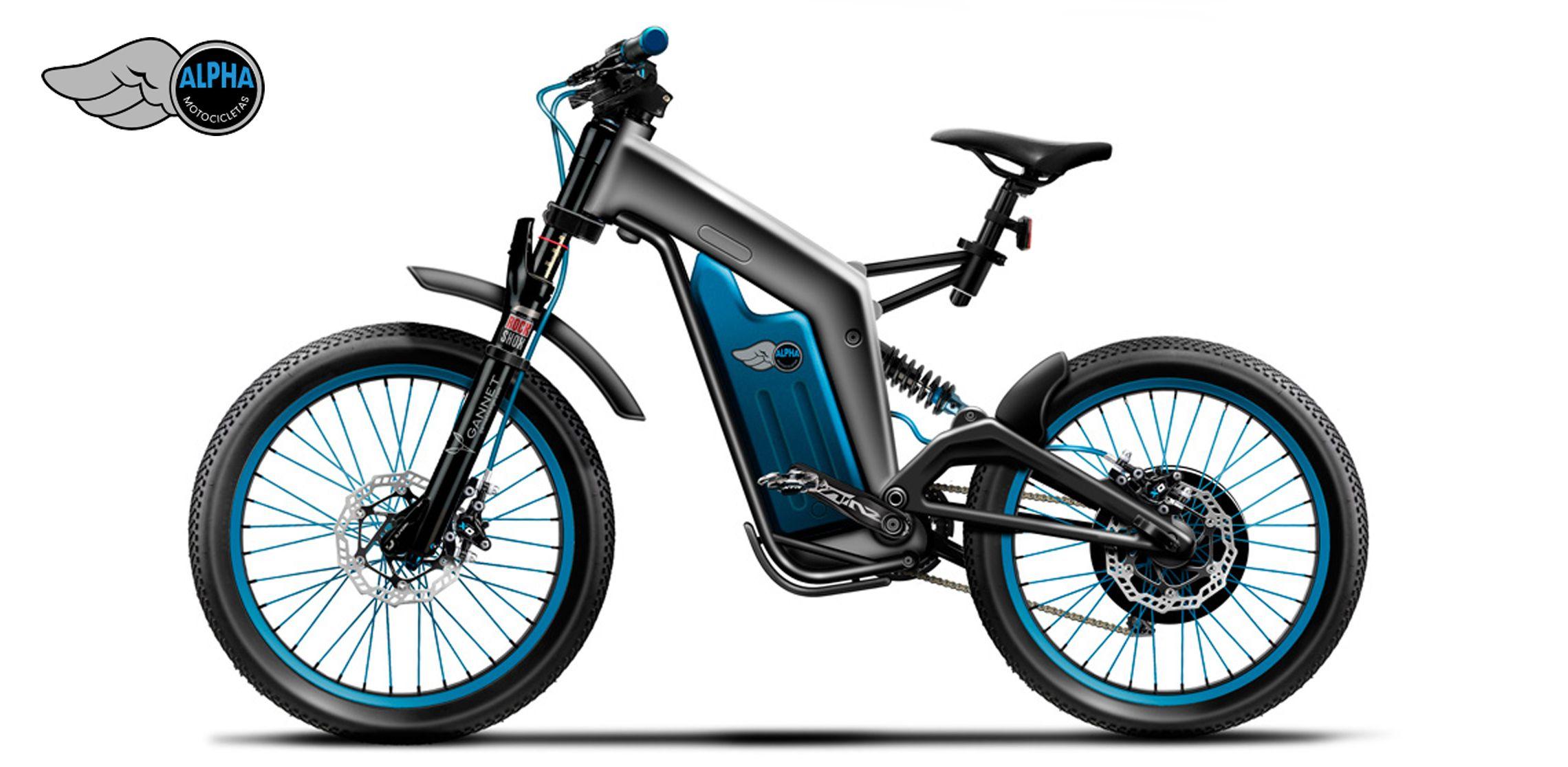 alpha wildcat 100 km h mit einem ebike 2 3 wheels big small elektro rad elektro. Black Bedroom Furniture Sets. Home Design Ideas