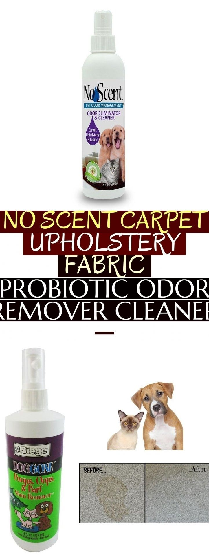 No Scent Carpet Upholstery Fabric Probiotic Odor Remover Cleaner   No Scent Carpet Upholstery Fabric Probiotic Odor Remover Cleaner   no scent carp