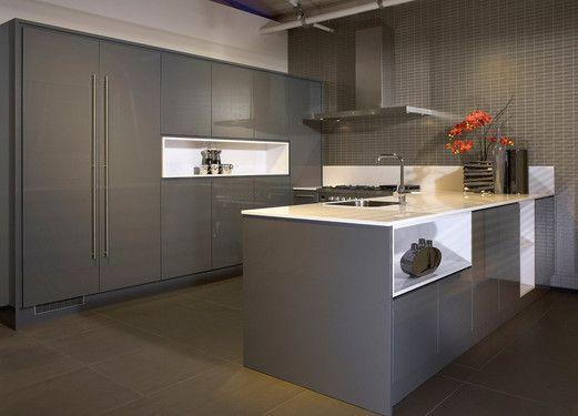 Afbeeldingsresultaat voor u vormige keuken huis pinterest - Voorbeeld keuken in l ...