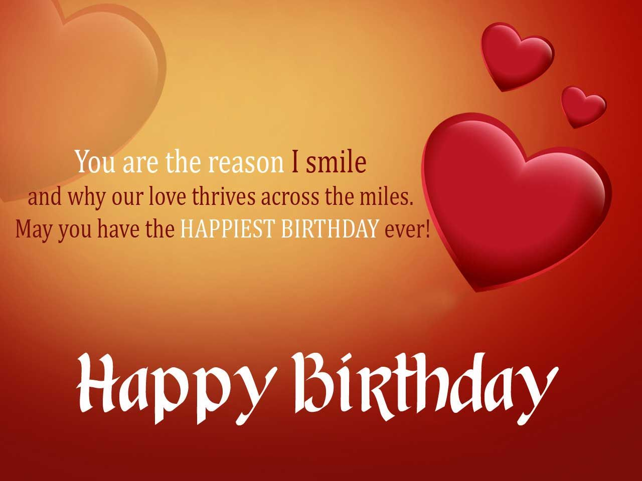 Romantic Birthday Wishes For Girlfriend Best Wishes Images