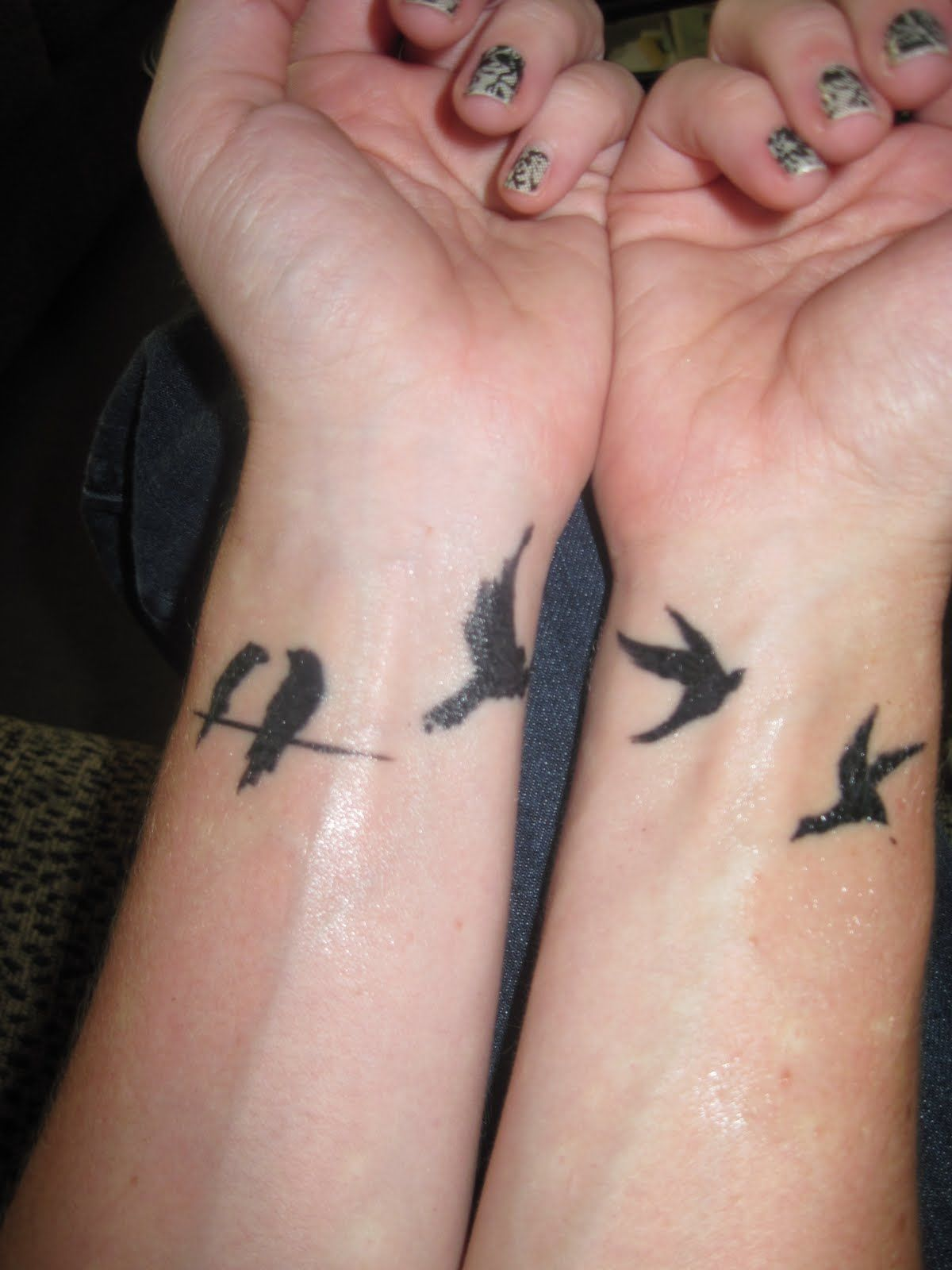 30 small tattoos for design ideas small bird