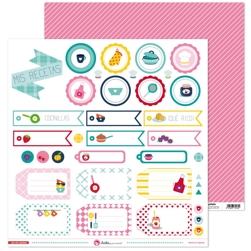 Tags scrapbooking collection \