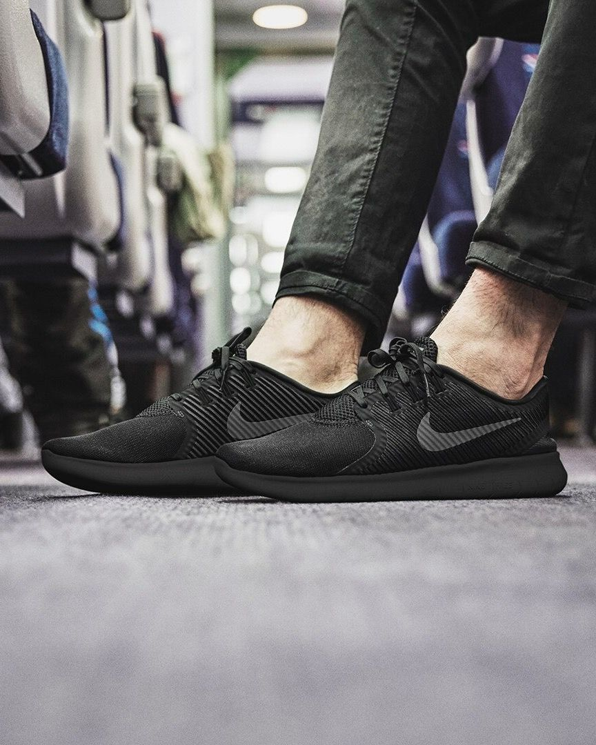 premium selection bc07d 7b66d Nike Free RN Commuter Black