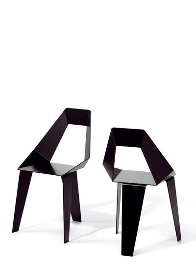 Axiome Chair Material Aluminium Powder Coated Size 85 X