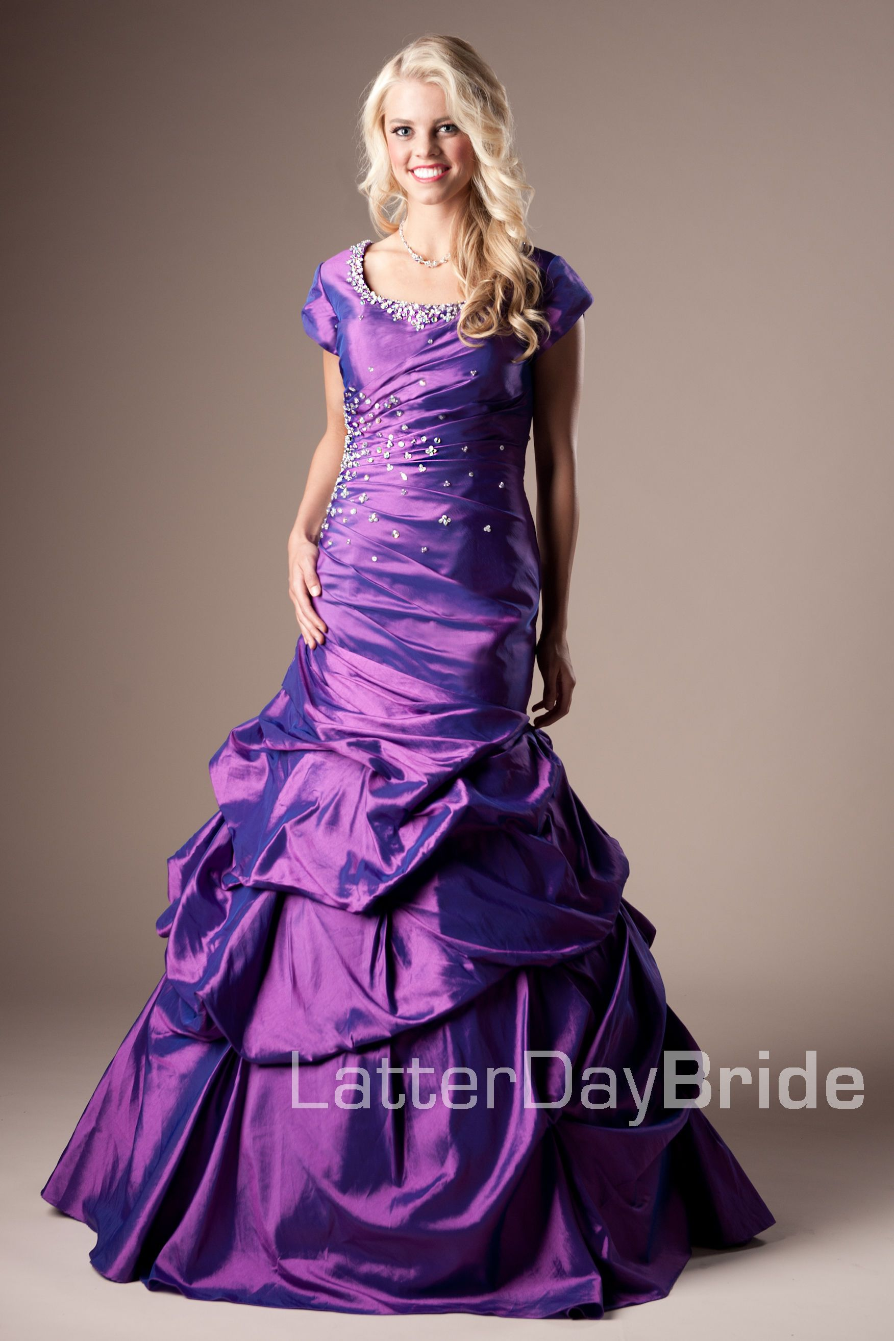 Bridesmaid & Prom, Tamara | LatterDayBride & Prom -Modest Mormon LDS ...