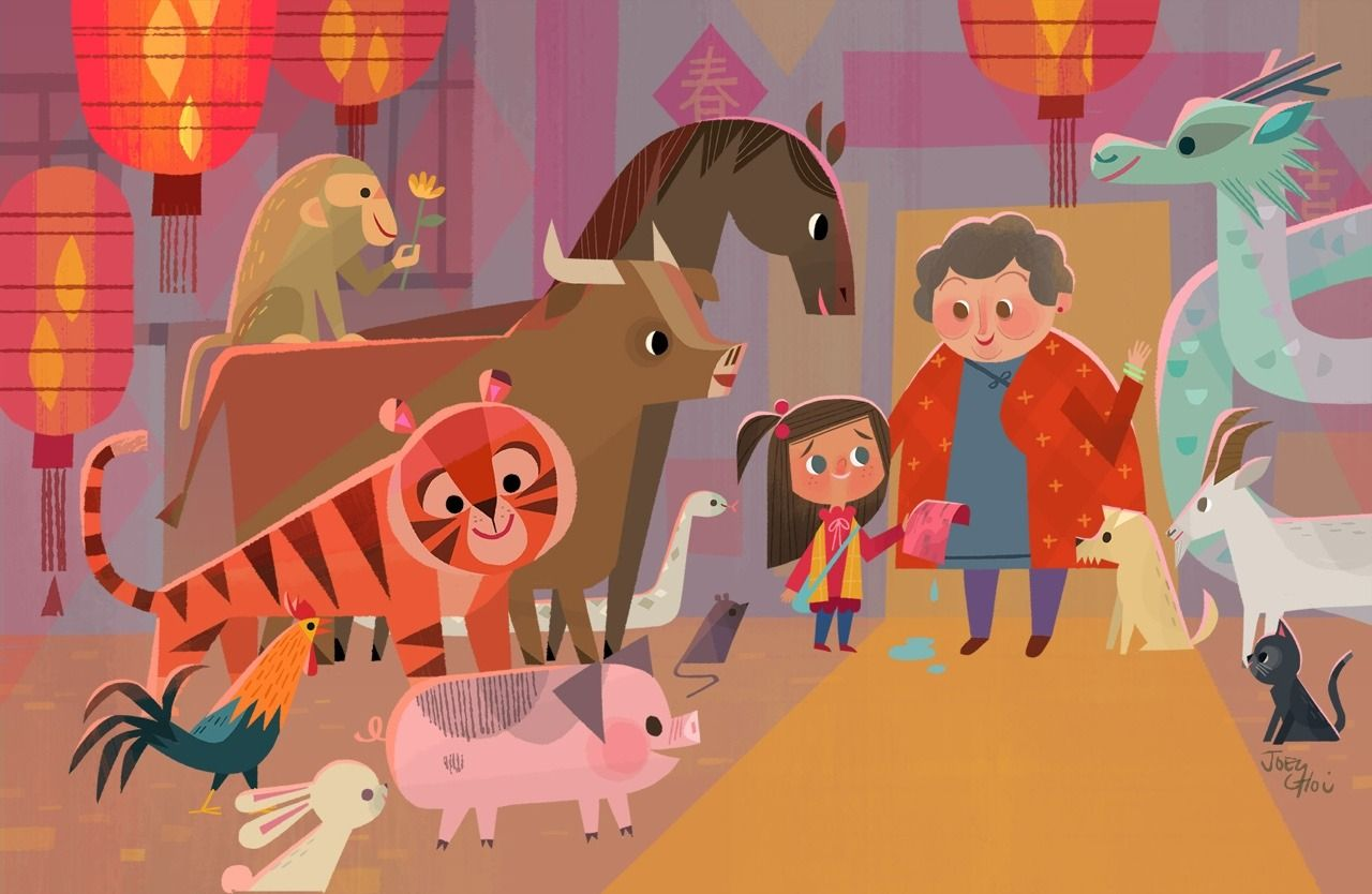 Joey Chou — happychinesenewyear here are some spreads