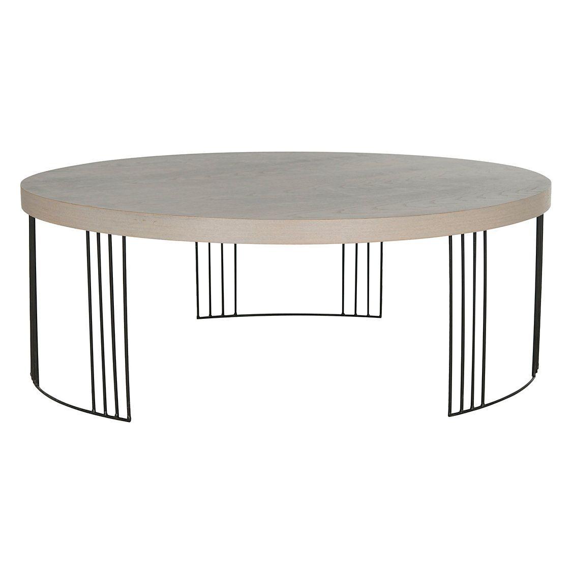 Safavieh Keelin Coffee Table Grey Wood Coffee Table Round Coffee Table Black Coffee Tables