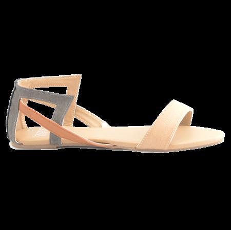 Florence Sandals (Beige)