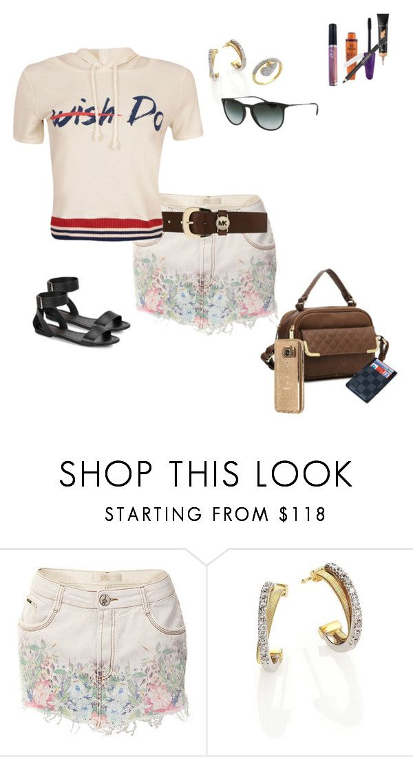 """""""Untitled #318"""" by rafamelorodrigues ❤ liked on Polyvore featuring Marco Bicego and MICHAEL Michael Kors"""