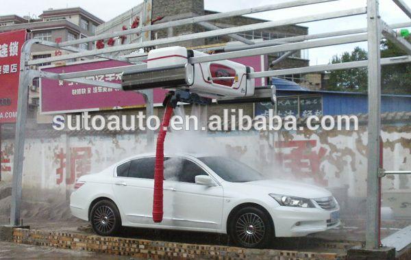 Automatic Car Wash Without Brush Buy Car Wash Without Brush Touch Free Washing Auto Car Wash Machine Product On Alibaba Com Idei