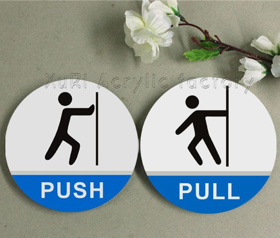 Image Result For Push And Pull Sign El Negocio Pushes