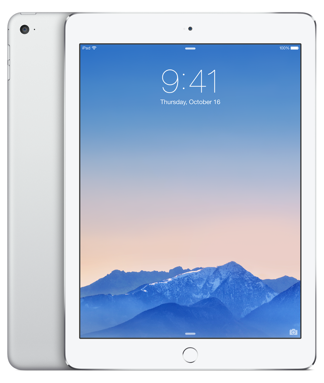 Ipad Air 2 Wi Fi Cellular 64gb Silver Apple Apple Ipad Air New Apple Ipad Ipad Air 2