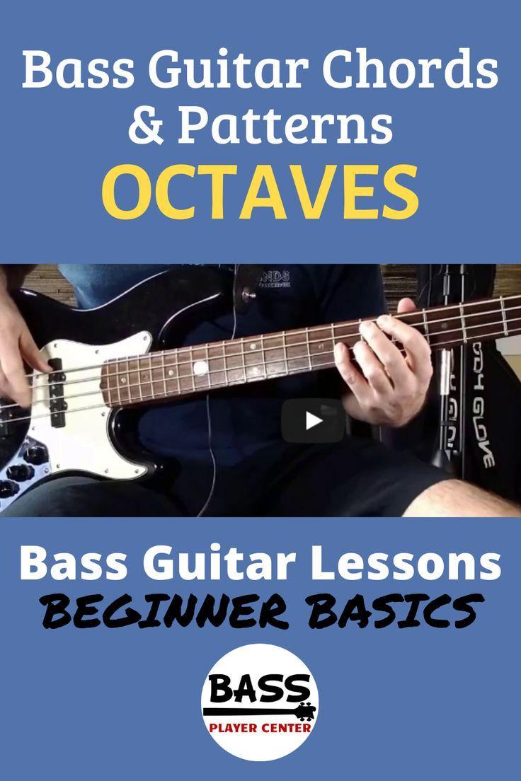 Pin on Beginner Bass Guitar Lessons