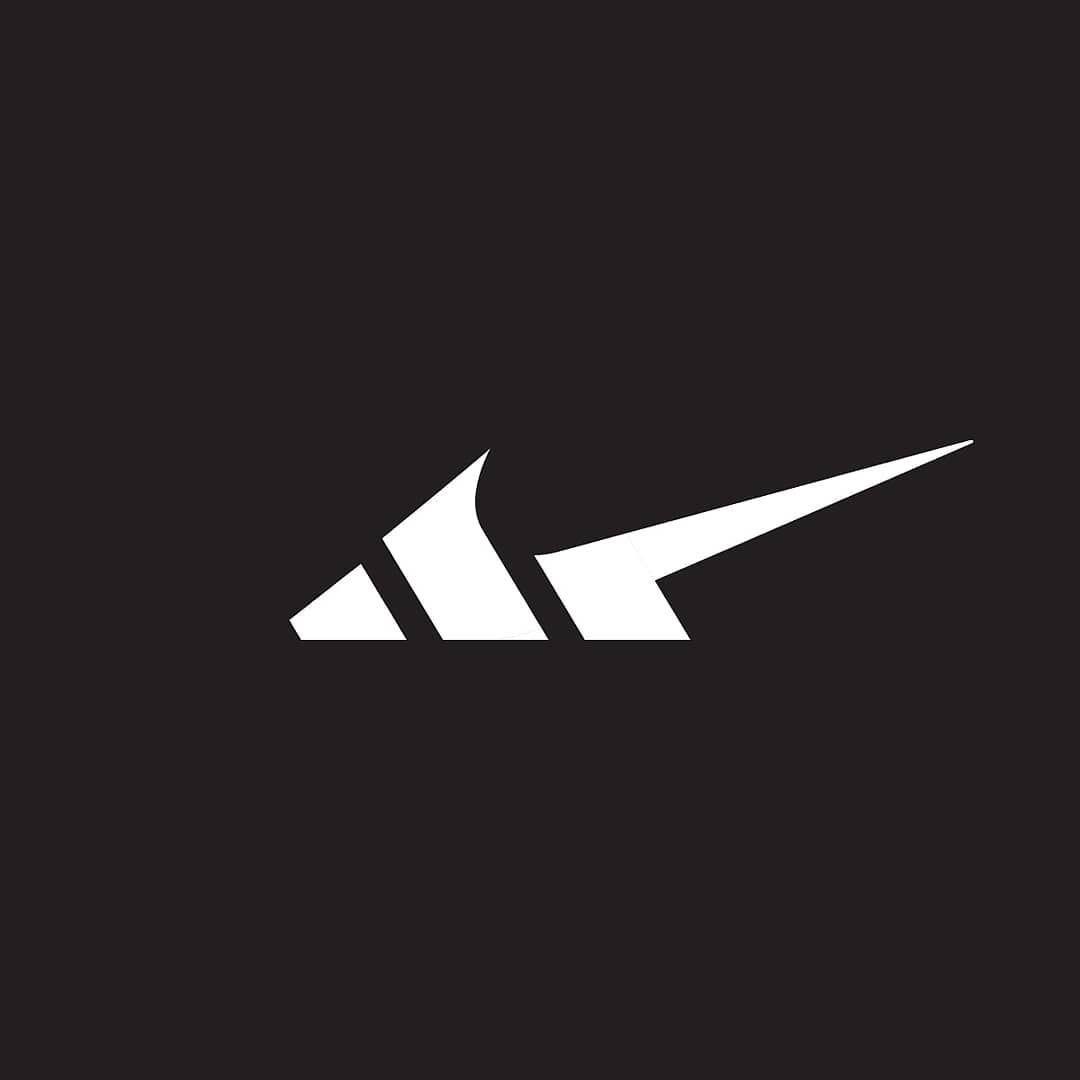 #nike #swoosh #adidas #logo