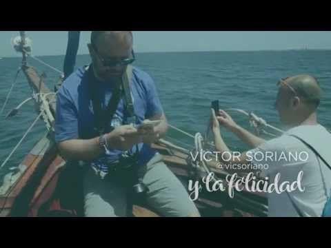 Víctor Soriano y la Felicidad en la Costa Cálida. Región de Murcia #ComunidadDeLaSonrisa - YouTube