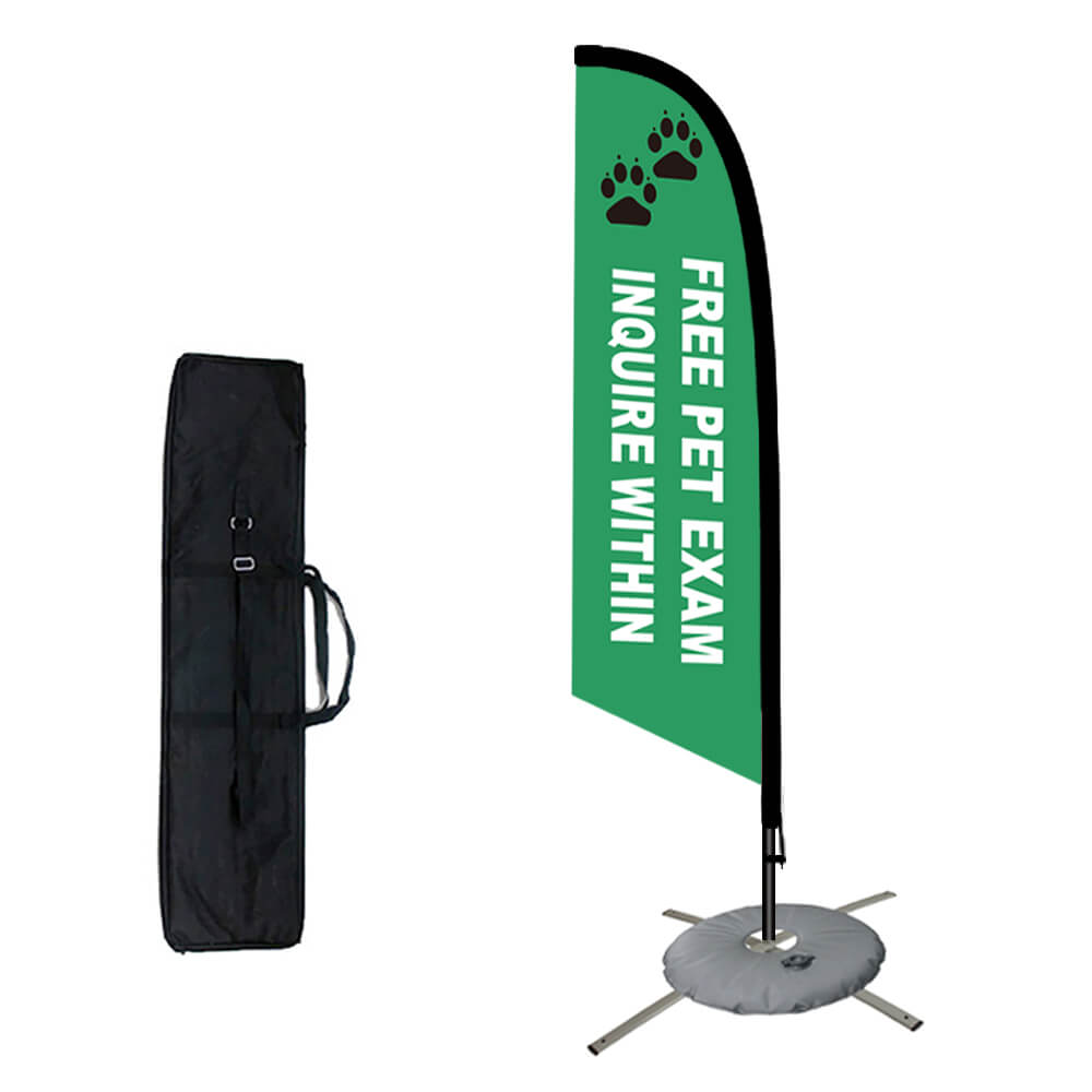 Advertising Banners And Flags Outdoor Feather Flags Feather Signs In 2020 Feather Signs Feather Flags Feather Banners