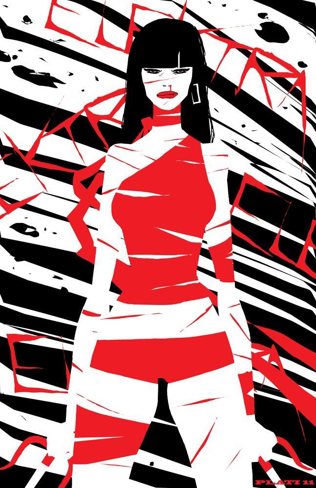 Elektra quickie by ~NunoPlati on deviantART