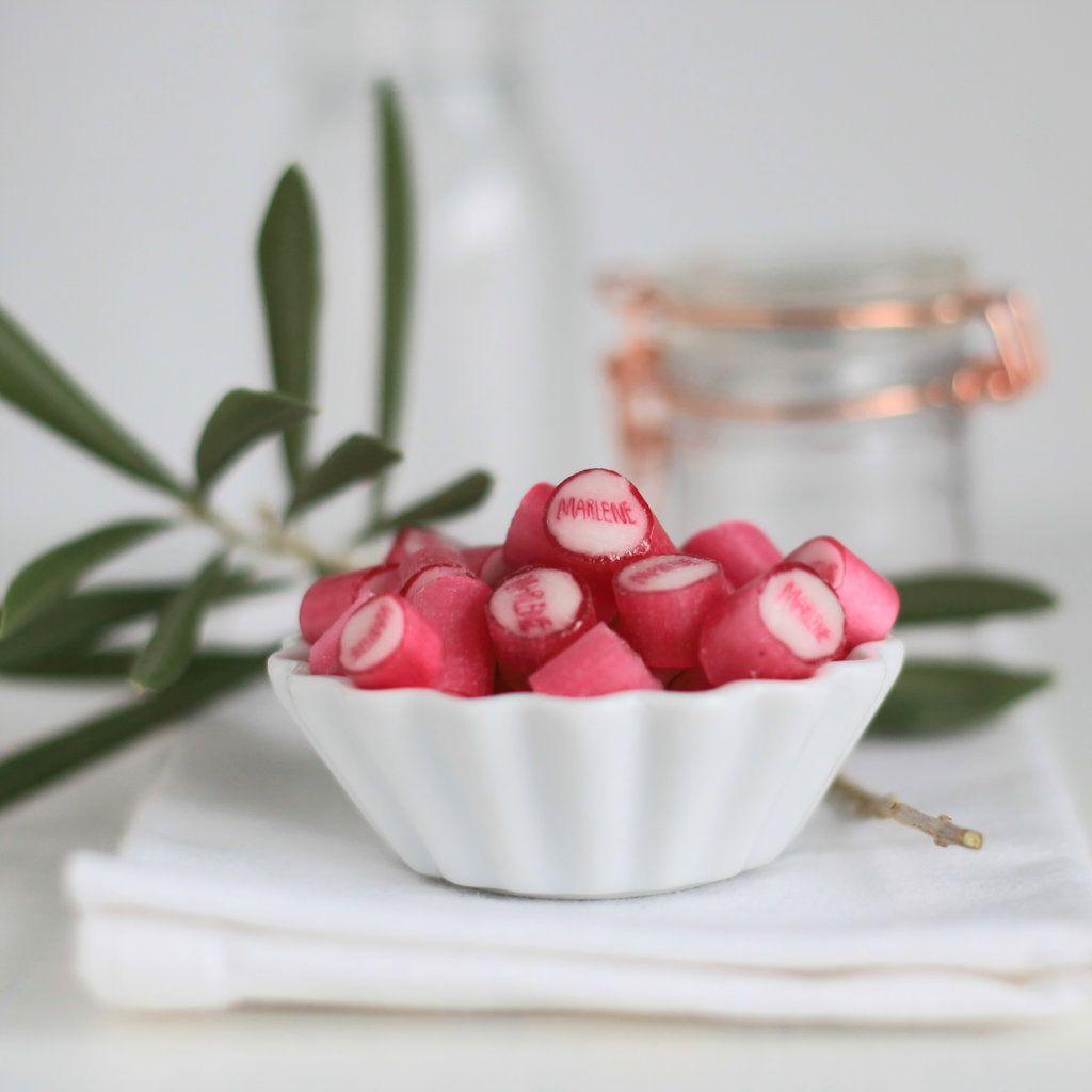 Hochzeits Bonbons Von Sweetpoppet Handgemacht Individuell Bunte Sussigkeiten Bonbon Konfirmationsgeschenk