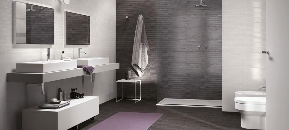 Collezione Focus: Piastrelle sfumate per bagno e cucina | Ragno ...