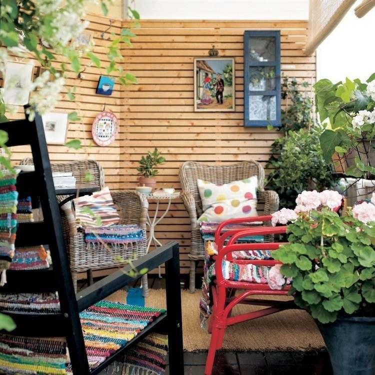 Holzjalousien, Zäune und Grills für die Terrasse