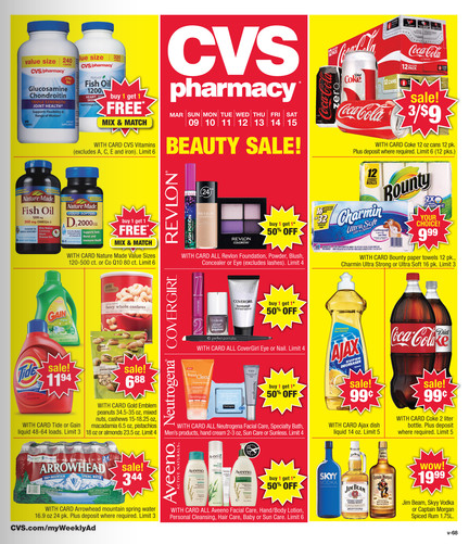 Here Are The Deals At Cvs For The Week Of 3 9 3 15 There Are Several Spend Deals This Week With Multiple Products Remember In 2020 Cvs Couponing Cvs Coupon Deals