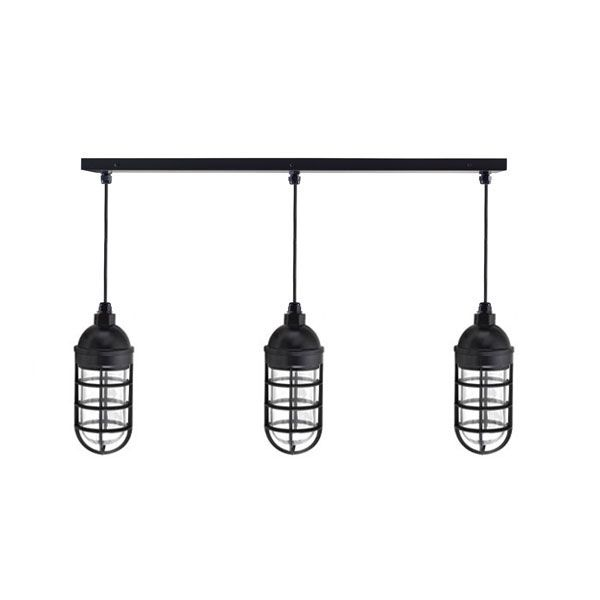 The Innovator 3 Light Chandelier To Replace Track Lighting