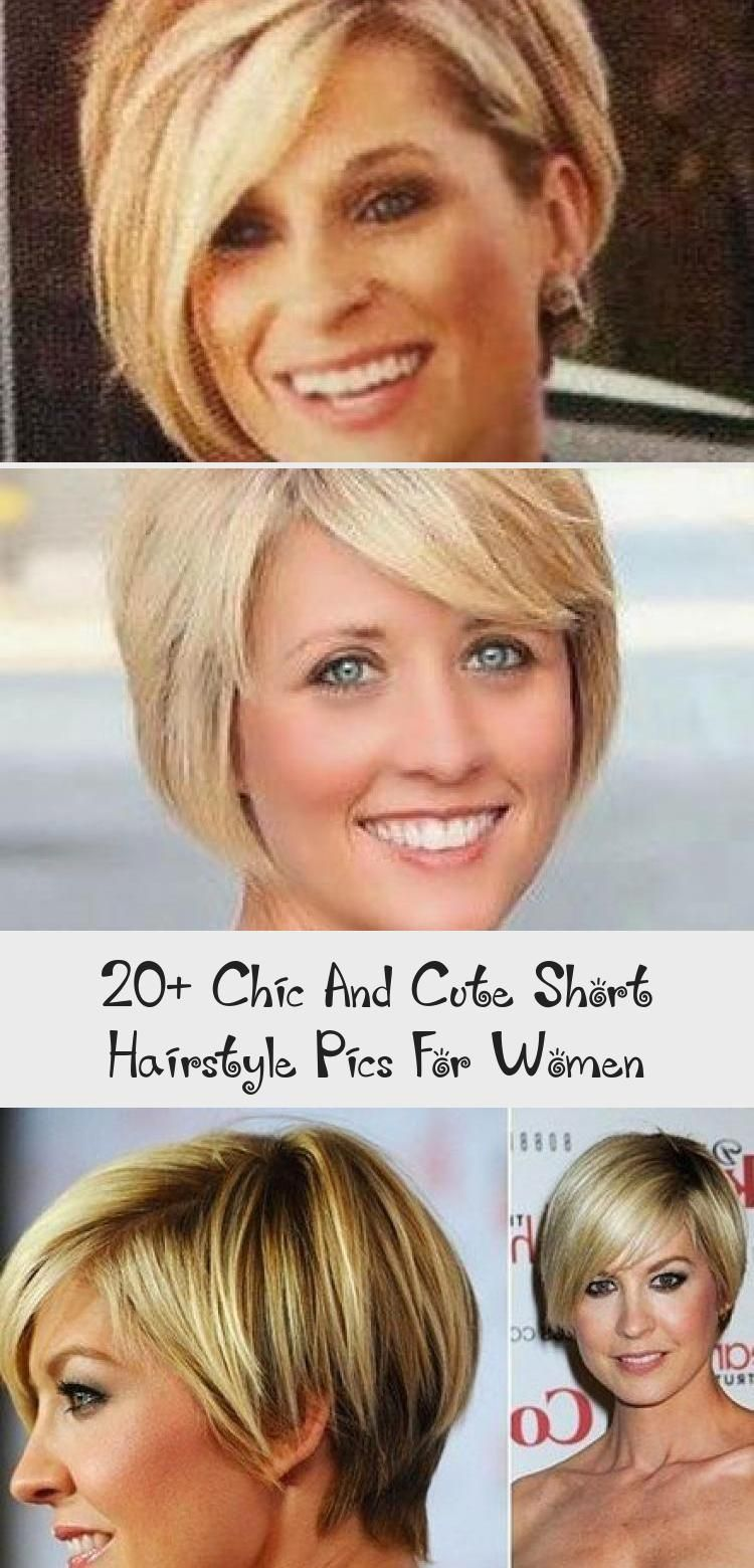 20 Chic Cute Short Hairstyle Pics For Women First Of All Healthy Beautiful Hair Is In In 2020 Cute Hairstyles For Short Hair Mixed Kids Hairstyles Kids Hairstyles