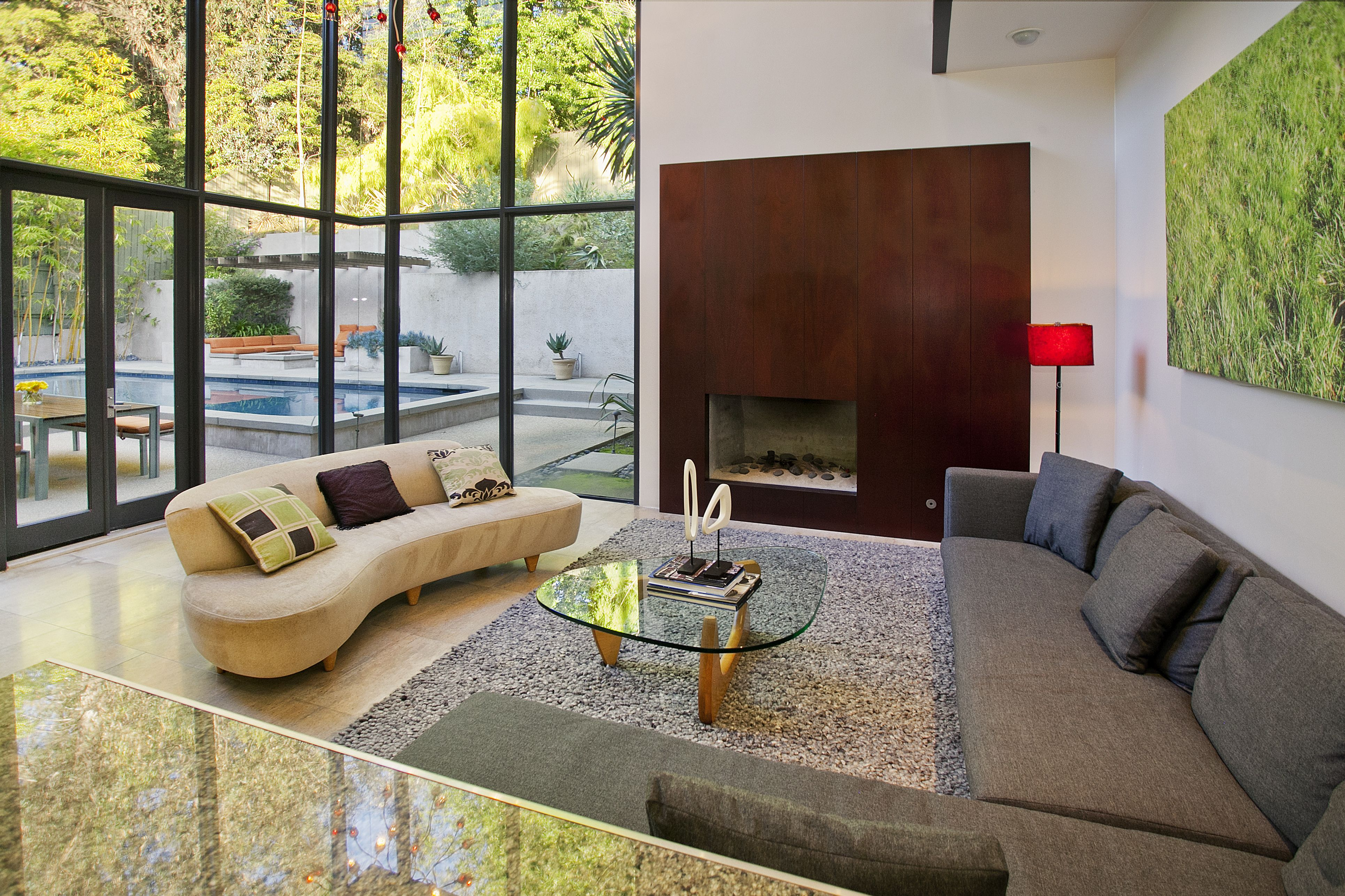Beverly Hills Contemporary Compound