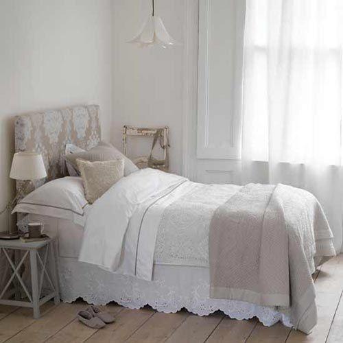 Landelijke slaapkamer - Ideeën voor het huis | Pinterest ...