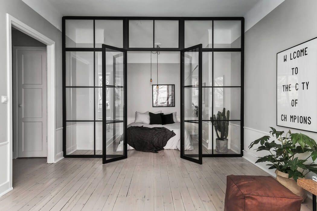 Un appartamento in stile scandinavo a stoccolma arredamento