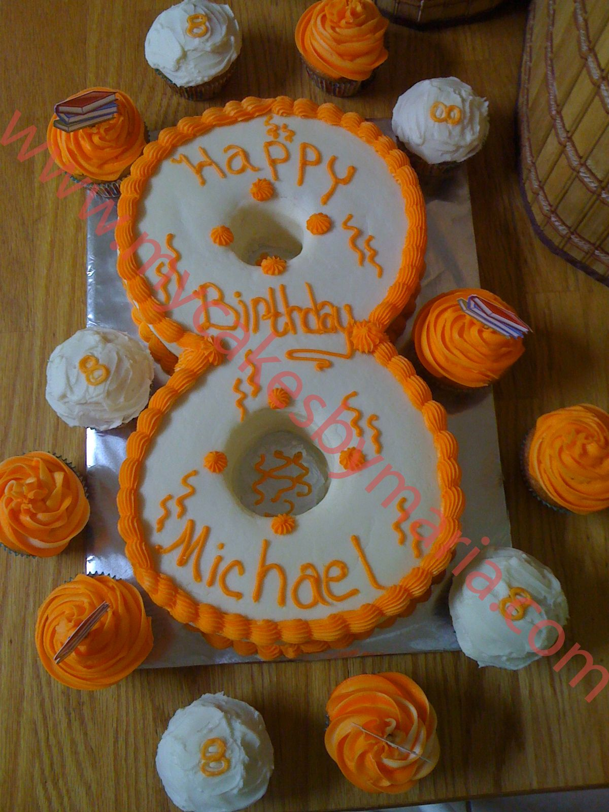 Awesome Cakes By Maria Number Letter Cakes With Images Boy Funny Birthday Cards Online Chimdamsfinfo