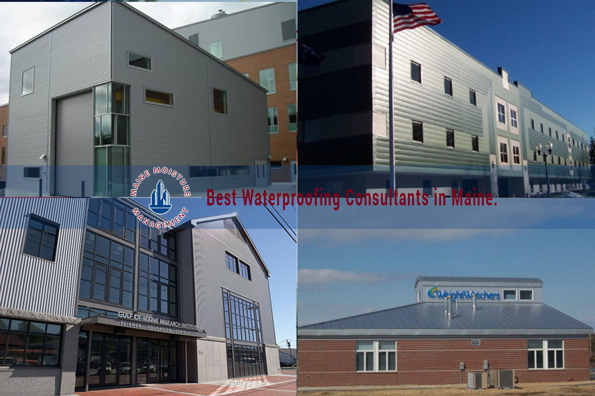 Maine Moisture Management Is Known For Its Reliable Roofing And Waterproofing Consultants In Maine Our Consultant Has 45 Years Of Qual Cool Roof Roofing Maine
