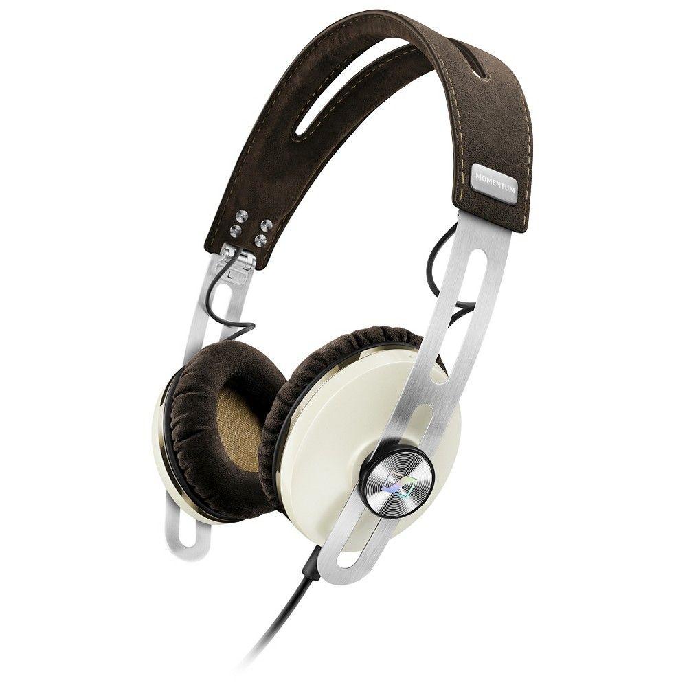 Sennheiser Momentum 2 On The Ear Headphones For Ios Ivory M2oei Sennheiser Momentum Sennheiser Sennheiser Headphones