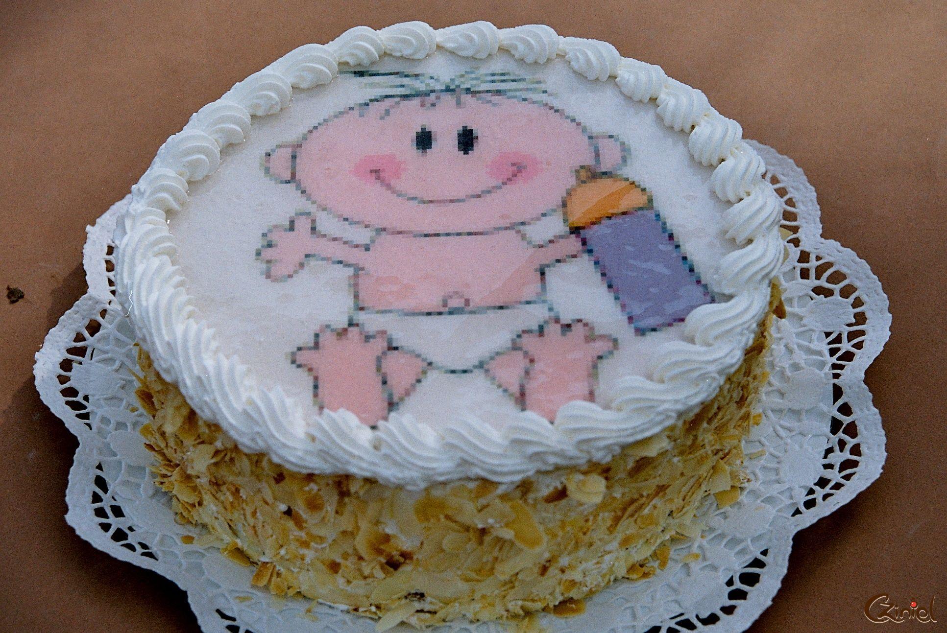 cziniel esküvői torta Fényképes torta 258   Cziniel Cukrászda | Torták | Pinterest cziniel esküvői torta