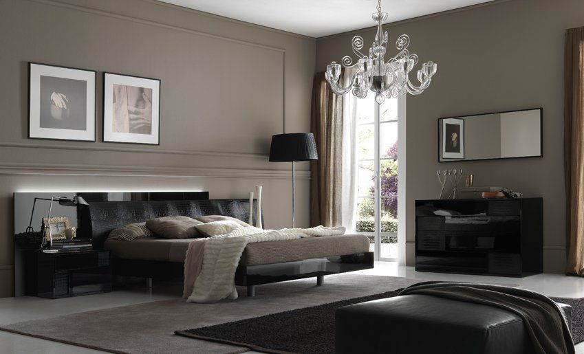Home Design and Interior Design Gallery of Bedroom High End Bedroom ...