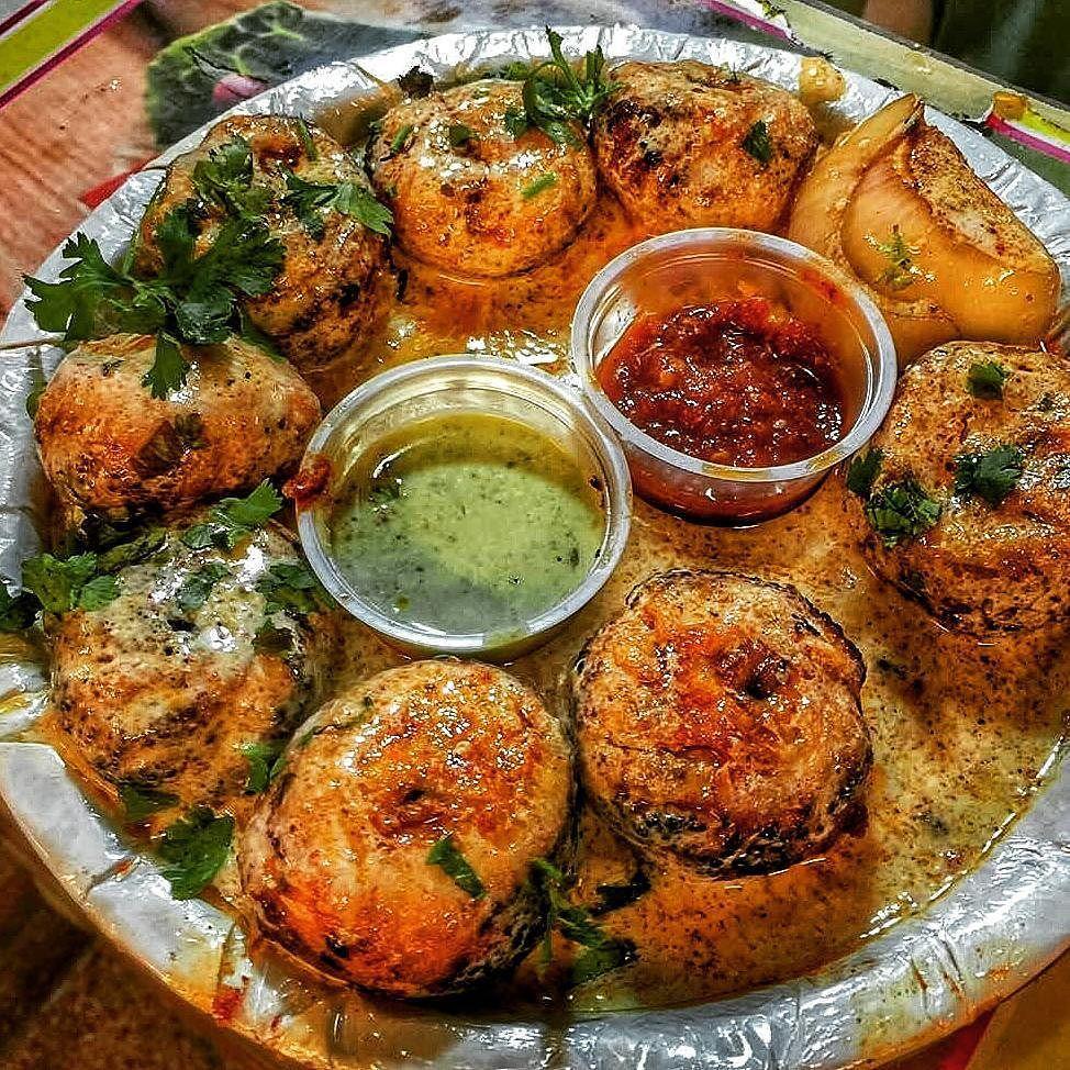 best tandoori momos in delhi, tandoori momos