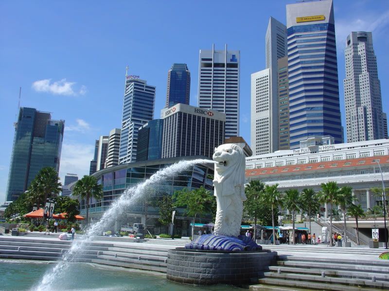 Singapore A Beautiful Little Country And Very Clean Singapore Travel Famous Places Tourist Places
