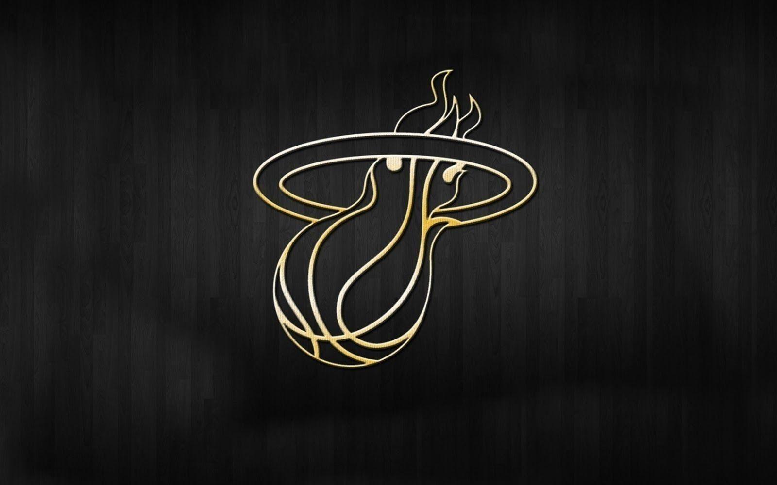 10 Most Popular Miami Heat Logo Wallpaper Full Hd 1080p For Pc Background Miami Heat Logo Miami Heat Basketball Wallpapers Hd