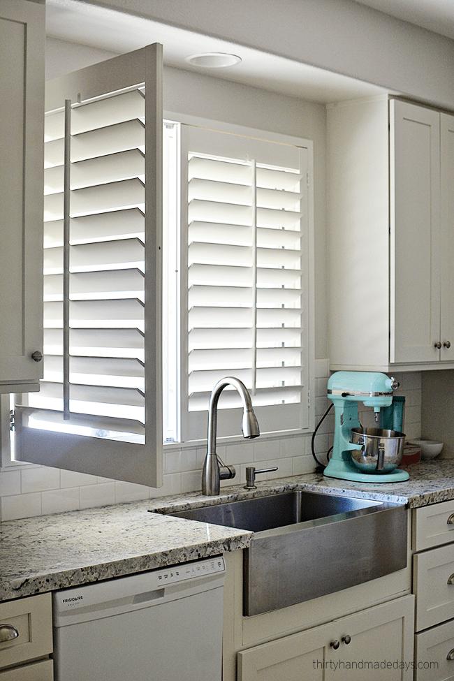 5 Fresh Ideas For Kitchen Window Treatments Kitchen