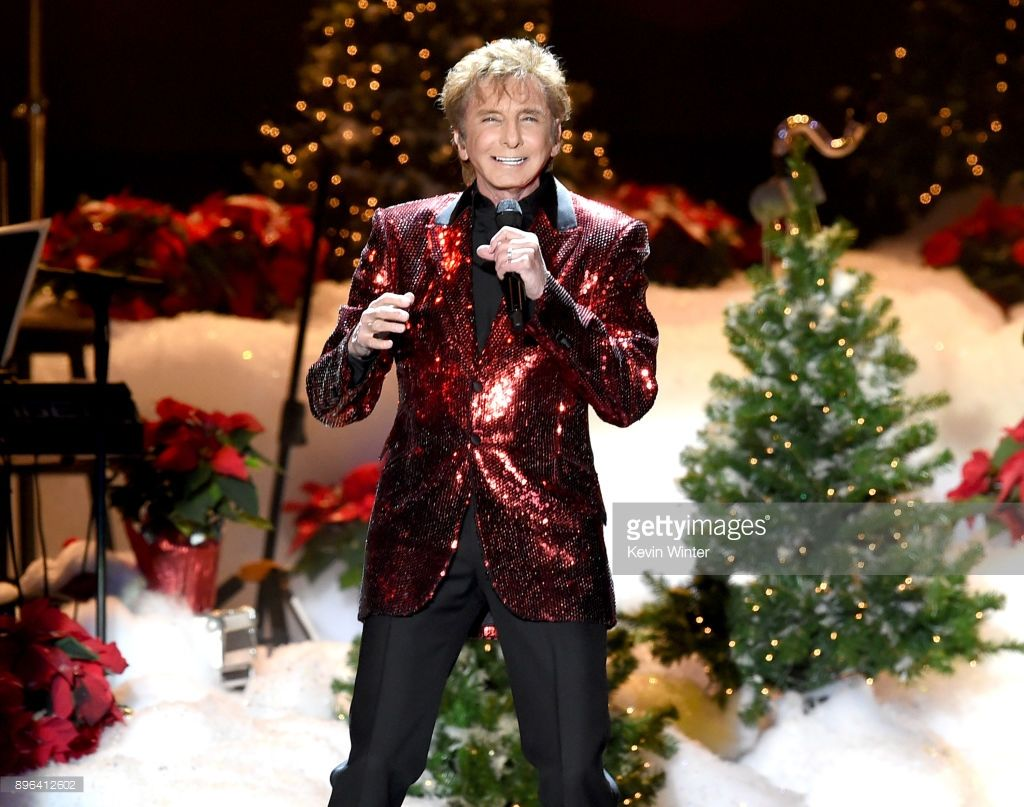 KOST 103.5 Presents A Very Barry Christmas With Barry Manilow ...