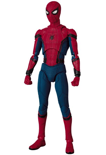 "6"" Spider-Man Homecoming Action Figure Mafex Medicom Kids Toys Collectable Gifts"